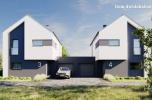 Nieruchomości - budowa domu dwulokalowego