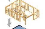 Nowoczesne domy szkieletowe 70 m2 budowa i wynajem długoterminowy