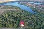 Nowy apartamentowiec nad jeziorem przy atrakcji turystycznej
