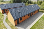 Nowy ośrodek domków letniskowych nad morzem (Mielno)