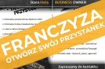 Oferta - na start biznesu - franczyza - street food pizza
