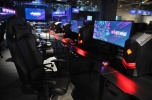 Otwarcie komputerowego klubu dla graczy , współpraca z firmą winstrike