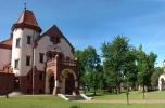 Pałac / willa - hotel - sala bankietowa - restauracja