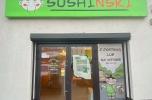 Perspektywny biznes sushi bar w dostawie