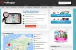 Portal internetowy - aktualizacje Gps