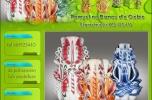 Produkcja świec rzeźbionych, dekoracyjnych pomysł na biznes