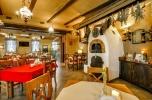 Prosperująca restauracja z pokojami hotelowymi