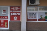 Punkt kurierski, sklep internetowy