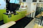 Restauracja fast-food - Warszawa Centralna