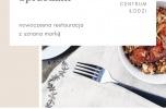 Restauracja z sprzedaż centrum Łodzi
