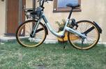 Rowery miejskie do hotelu wypożyczalni sharing pomysł