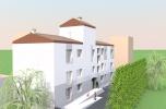 Rozpoczęta budowa 6 apartamentów 85 m każdy