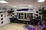 Salon fryzjersko - kosmetyczny z solarium, działający, rentowny