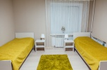 Sieć małych hosteli i mieszkań dla pracowników