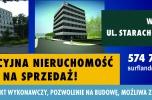 Spółka sprzeda nieruchomość zabudowaną w Wałbrzychu Zdrój