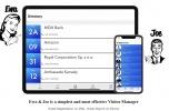 Sprzedam aplikację mobilną menedżerem gości
