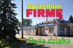 Sprzedam działającą firmę Łomża / stacja kontroli pojazdów, warsztat