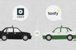 Sprzedam flotę samochodów Uber i Taxify