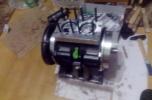 Sprzedam licencję na silnik tłokowo-turbinowy napędzany wodorem.