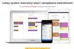 Sprzedam nowoczesny serwis rezerwacji wizyt z aplikacją mobilną