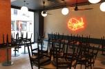 Sprzedam / odstąpię świeżo otwarty bar krewetkowy w Łodzi ul. Piotrkowska