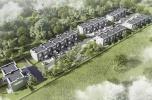 Sprzedam osiedle 21 domków w stanie deweloperskim w ciągłej realizacji