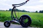 Sprzedam patent pojazd i prototyp z dokumentacją techniczną DriftRunner