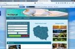 Sprzedam portal internetowy, bazę noclegową w Polsce