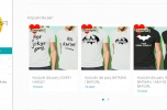 Sprzedam sklep internetowy z nadrukami na koszulki