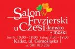 Sprzedam spółkę - salon fryzjerski w Kaliszu