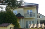 Suchy Las. Dom (210 m2), mieszkanie (75m2), hostel (300m2). Bezpośrednio