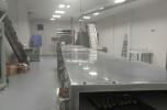 Tanio sprzedam zautomatyzowaną linię do produkcji czekolady np; kropelek i batoników do zapiekania