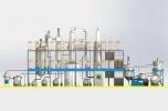 Urządzenie do produkcji oleju napędowego z użytego oleju silnikowego