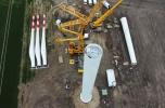 Wspólników do elektrowni wiatrowej w budowie GE 1.5 MW