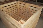 Zakład wyrobów z drewna- skrzynki i td