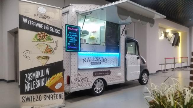 Food truck sprzedam