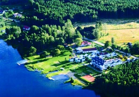Wszystkie nowe Ośrodek wczasowy nad jeziorem I klasy czystości 100km od morza SY48