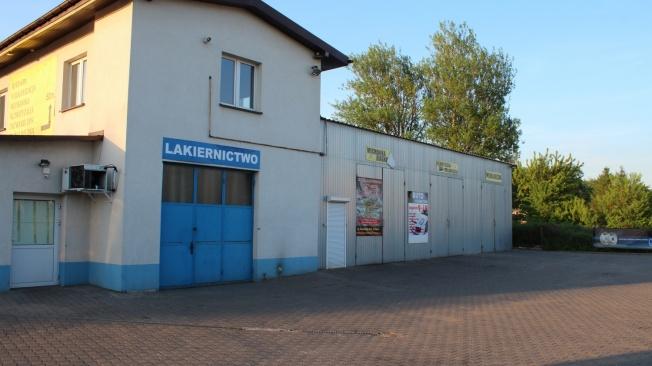 Niesamowite Sprzedam firmę, biznes - warsztat samochodowy, myjnia ręczna EN65